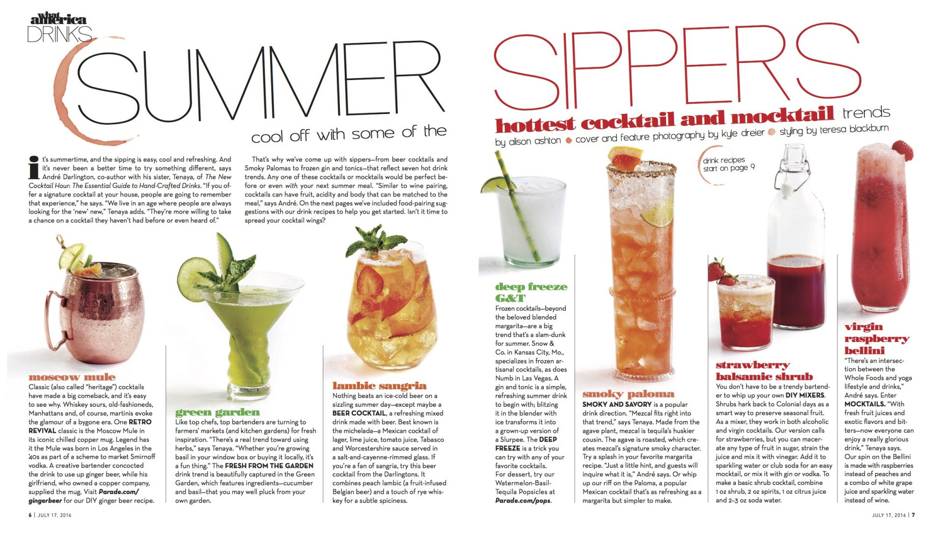 parade-magazine-summer-sippers-cover-story