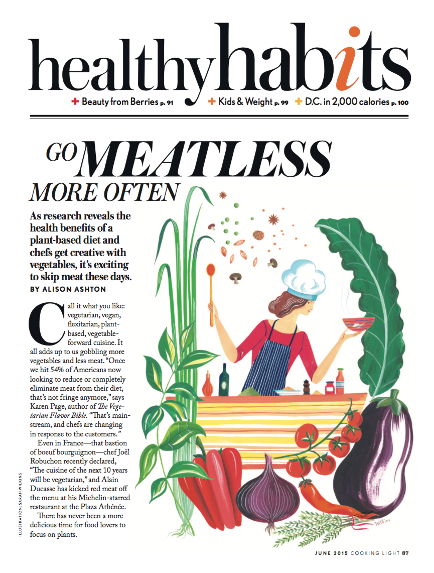 While On Staff As The Senior Food Editor At Cooking Light, I Had The  Privilege Of Leading A First Rate Team Of Editors To Create Award Winning  Feature ...