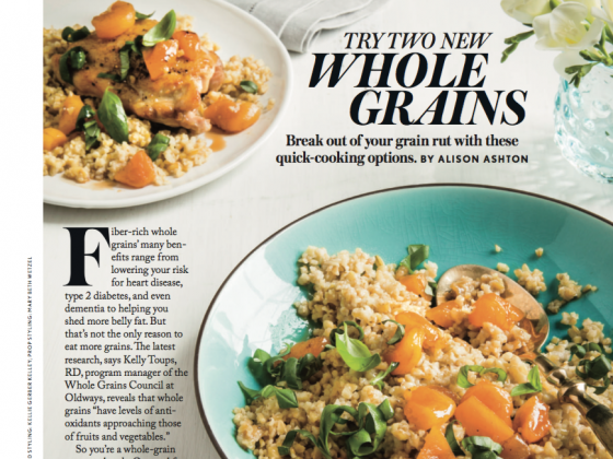 cooking-light-healthy-habits-whole-grains