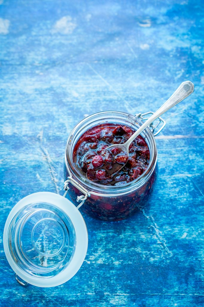 balsamic-cranberry-fig-compote-recipe