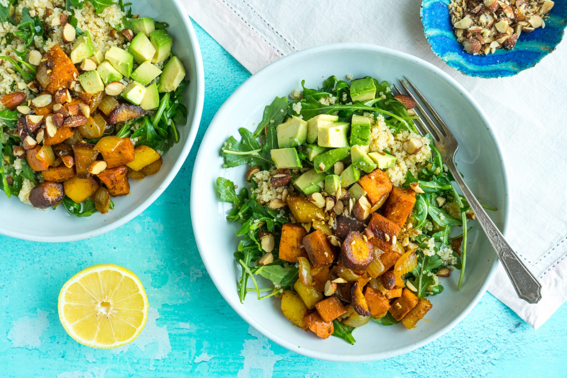 roasted-winter-vegetable-quinoa-bowls